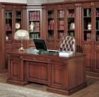 muebles-de-oficina-color-marron