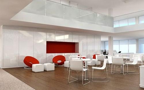 Ltimas tendencias en decoraci n de oficinas mamparas divisorias sevilla - Mamparas de oficina sevilla ...